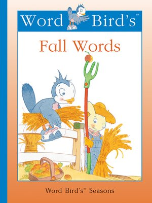 cover image of Word Bird's Fall Words