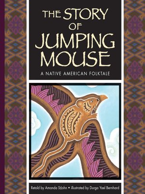 cover image of The Story of Jumping Mouse