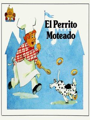 cover image of El perrito moteado