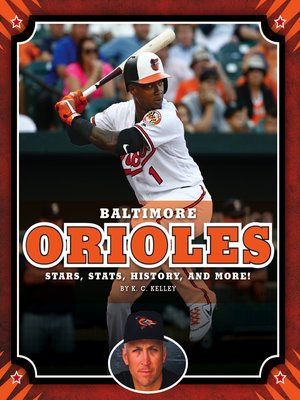 cover image of Baltimore Orioles