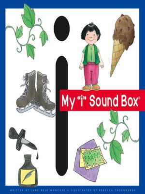 cover image of My 'i' Sound Box