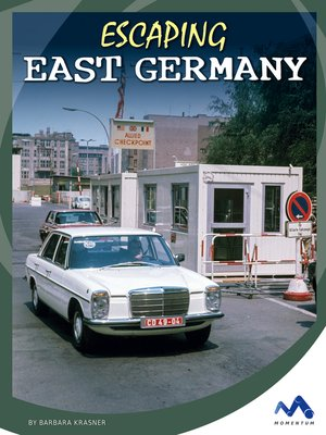 cover image of Escaping East Germany
