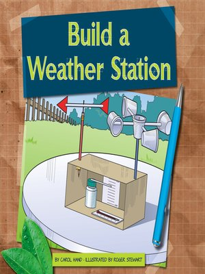 cover image of Build a Weather Station