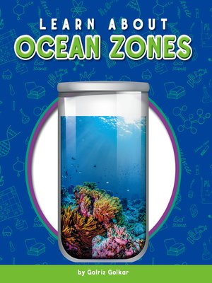 cover image of Learn about Ocean Zones