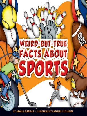 cover image of Weird-but-True Facts about Sports