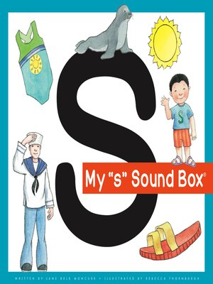 cover image of My 's' Sound Box