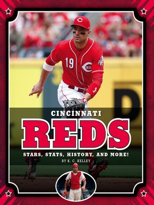 cover image of Cincinnati Reds