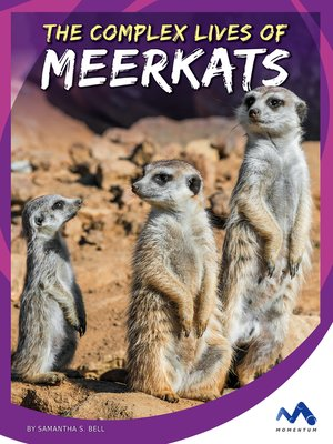 cover image of The Complex Lives of Meerkats