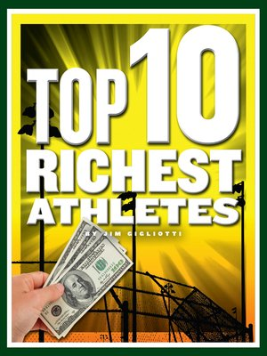 cover image of Top 10 Richest Athletes