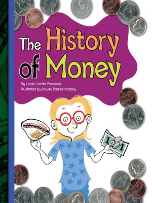 cover image of The History of Money