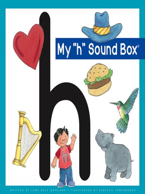 cover image of My 'h' Sound Box