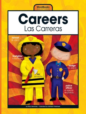 cover image of Careers/Las Carreras