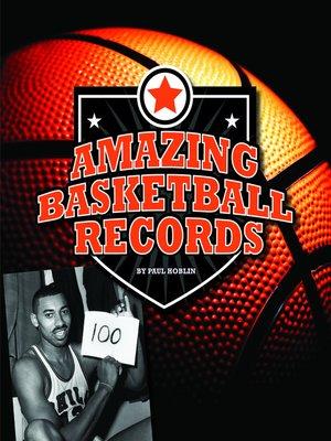 cover image of Amazing Basketball Records