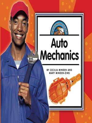 cover image of Auto Mechanics
