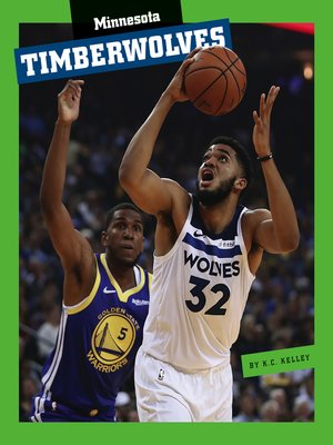 cover image of Minnesota Timberwolves