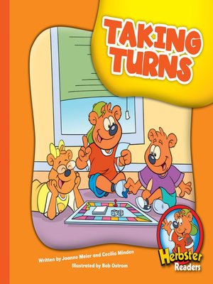 cover image of Taking Turns