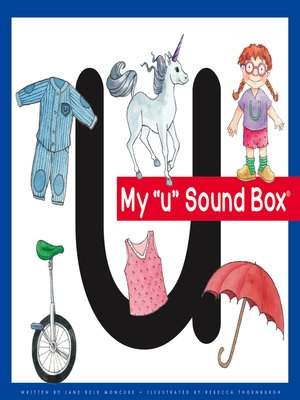 cover image of My 'u' Sound Box
