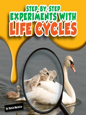 cover image of Step-by-Step Experiments with Life Cycles