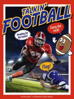 cover image of Talkin' Football