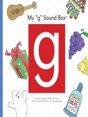 cover image of My 'g' Sound Box