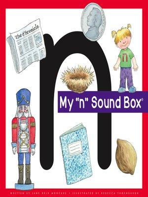 cover image of My 'n' Sound Box
