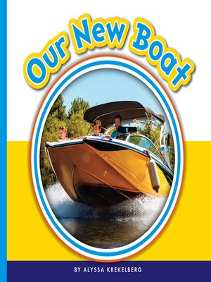 cover image of Our New Boat