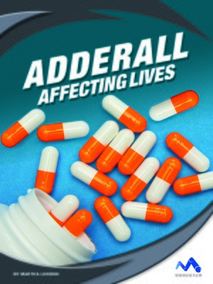 cover image of Adderall