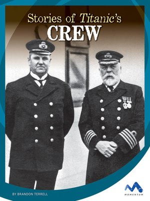 cover image of Stories of Titanic's Crew