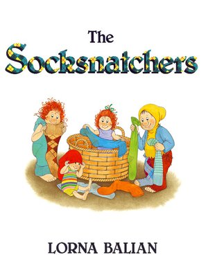 cover image of The Socksnatchers