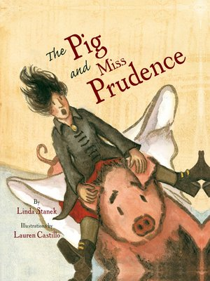 cover image of The Pig and Miss Prudence