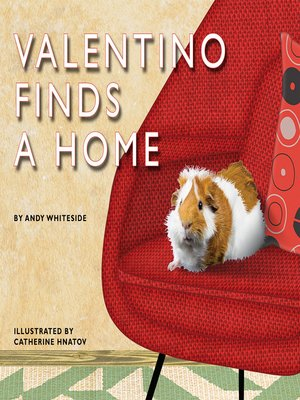 cover image of Valentino Finds a Home