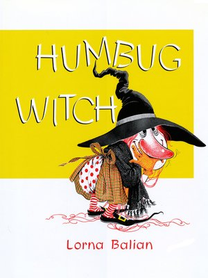 cover image of Humbug Witch