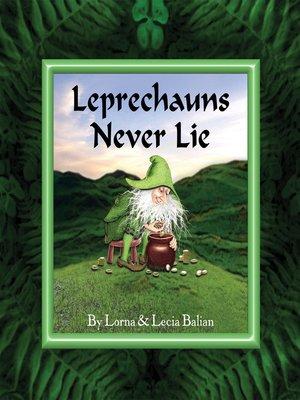 cover image of Leprechauns Never Lie