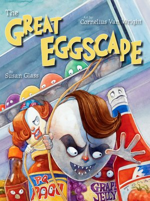 cover image of The Great Eggscape