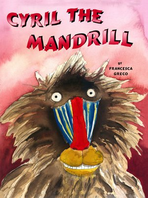 cover image of Cyril the Mandrill