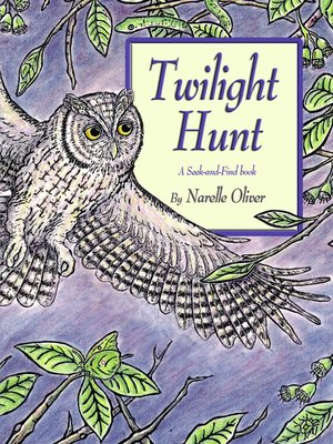 cover image of Twilight Hunt