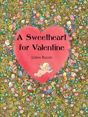 cover image of A Sweetheart for Valentine