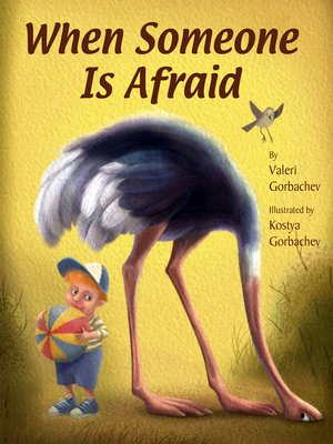 cover image of When Someone is Afraid