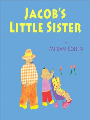 cover image of Jacob's Little Sister