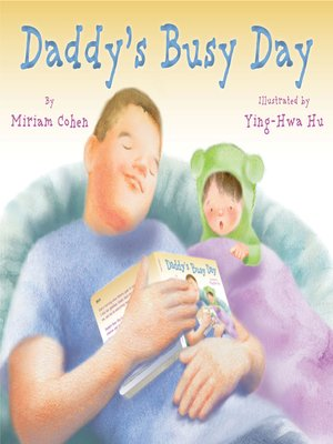 cover image of Daddy's Busy Day