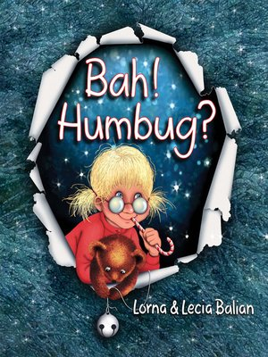 cover image of Bah! Humbug?