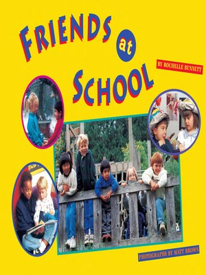 cover image of Friends at School