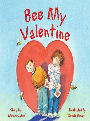 cover image of Bee My Valentine