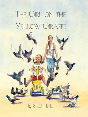 cover image of The Girl on the Yellow Giraffe