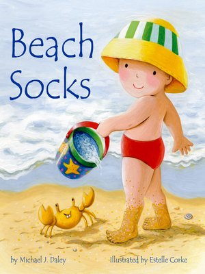 cover image of Beach Socks