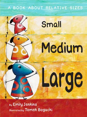 cover image of Small Medium Large