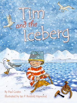 cover image of Tim and the Iceberg