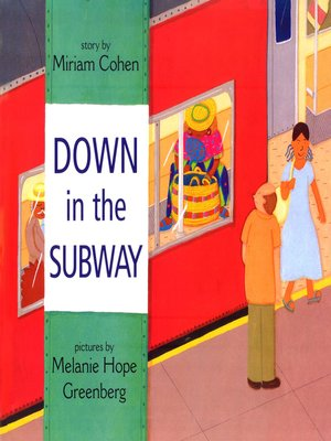 cover image of Down in the Subway