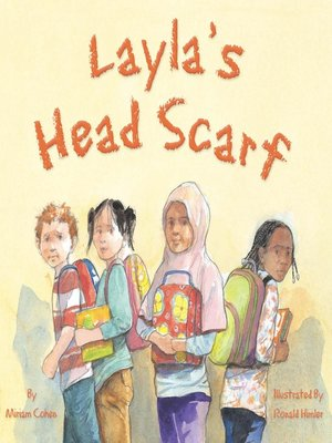 cover image of Layla's Head Scarf