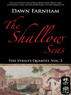 cover image of The Shallow Seas